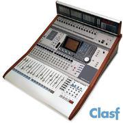 Tascam DM-3200 32 Channel 16-bus digital mixer