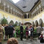 Корпоратив,  свадьба,  день рождение,  фильмы в замке 1213 г. в Австрии…