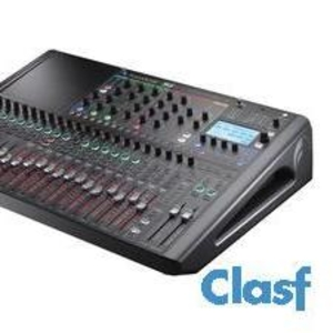 Soundcraft Si Compact 32 (32-ch digital console)