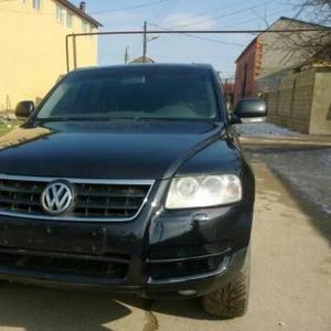 Продам  автомобиль Volkswagen touareg