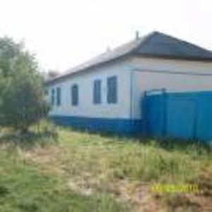 Продается саманный дом в с.Грушевское