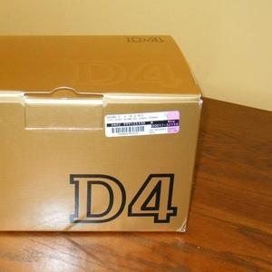 Продажа: Nikon D4 16.2 MP Digital SLR Camera