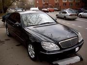Продаётся автомобиль Mercedes S500 W220 (long) 1999 г.в,